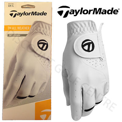 Taylormade Golf 2016 Mens All Weather Golf Glove LH Single Multi Pack available