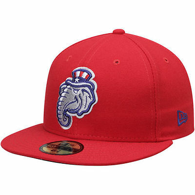 New Era New Hampshire Fisher Cats Fitted Hat - MiLB