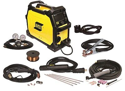 ESAB Rebel Multi-Process Welder MIG/Stick/TIG EMP 215ic  0558102240