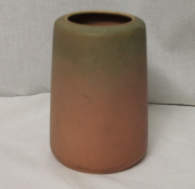 Antique Rookwood Vase Pink dated 1926 Arts and Crafts Style Pottery