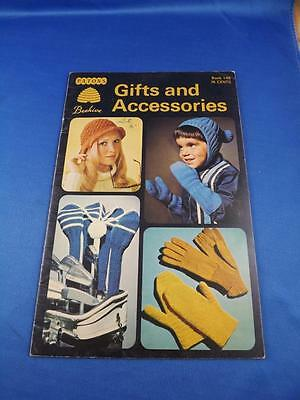 Patons Beehive Gifts And Accessories Pattern Book 148 Knitting Sock Gloves Mitts