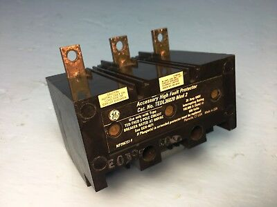 GE General Electric TEDL36020 20A High Fault Protector for Breaker Mod. 2 20 Amp