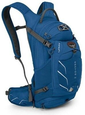 Osprey Raptor 14 Mens Hydration Backpack - Persian Blue