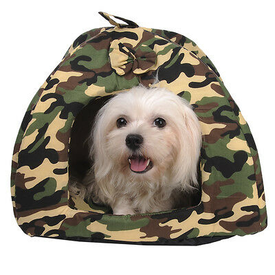 New Pet Dog Cat Bed Soft Puppy Cushion House Warm Pet Kennel Doggy Puppy House