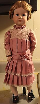 "Rare 19"" K R Simon & Halbig Doll 117/A Reproduction"