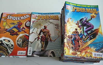 SPIDER-MAN Comic Marvel (2004-2006) 2. Serie - Bereich Nr.1-30 (Panini) deutsch