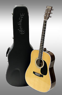 Martin Standard Series D-35 Dreadnought Solid Spruce Top Acoustic Guitar w/