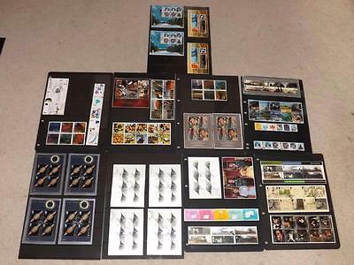 Gb-Nice Lot-Better Sets/Sheets-1999 To 2006-Fine Used-Buy Individually-Gd Prices