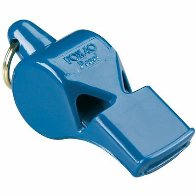Fox 40 Pearl Whistle, Referee-Coach, Safety Alert, Dog, Rescue, Outdoor-Blue