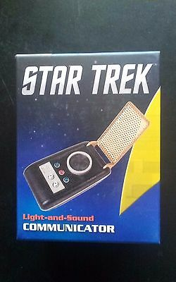 Star Trek MINI COMMUNICATOR with LIGHTS AND SOUND