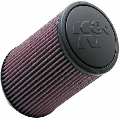K&N Universal Round Tapered Air Filter 76mm Neck ID Rubber End Cap RE-0810