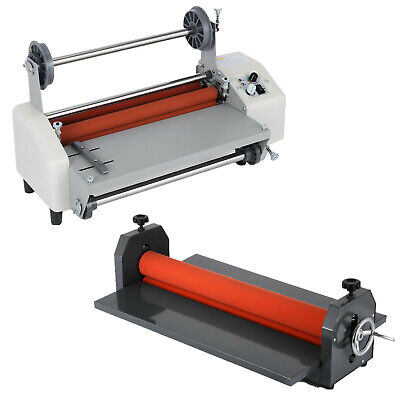 "Cold Laminator Manual Roll Vinyl Photo Film Laminating Machine 25.5""29.5"" 39"" 51"