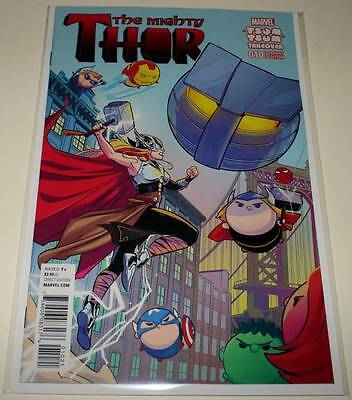 The MIGHTY THOR # 10 Marvel Comic Oct 2016  NM   TSUM TSUM VARIANT COVER EDITION