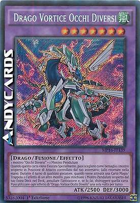 Cyber drago infinito rara segreta mp16 it237 yugioh andycards eur 9 90 picclick it - Drago veleno occhi diversi ...