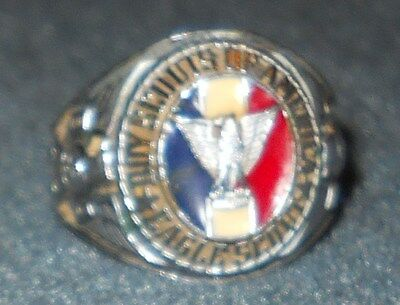 Boy Scouts of America BSA Eagle Scout Ring Size 10