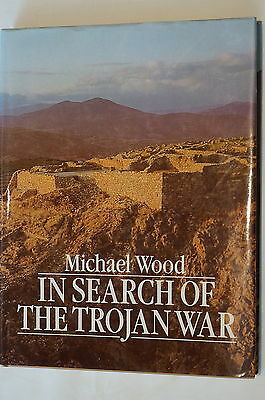 In Search of the Trojan War Reference Book