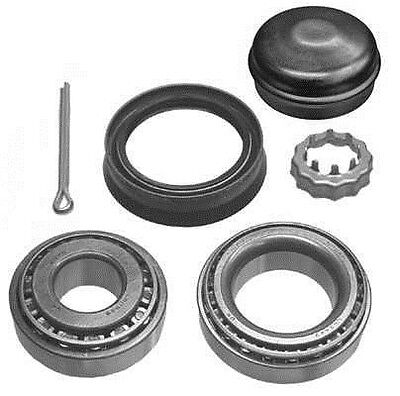 Audi A4 8D2 B5 8D5 B5 1995-2001 Rear Wheel Bearing Kit Set Replacement Part