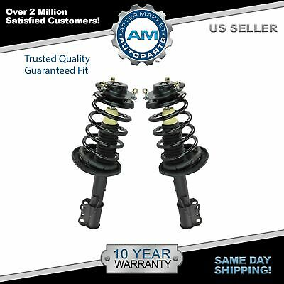 Front Struts & Springs Left/Right Pair Set NEW for Toyota Camry Avalon ES330 V6