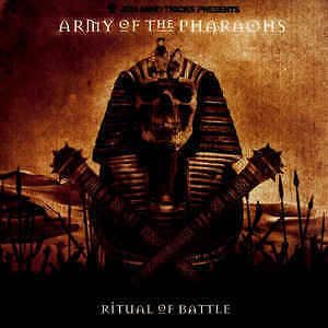 Jedi Mind Tricks presents - Army Of The Pharaohs - Ritual of Battle CD NEU OVP