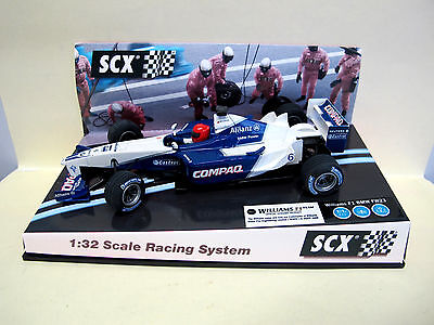 "SCX   Williams   F-1   #6  "" Montoya ""   Art.  60960"