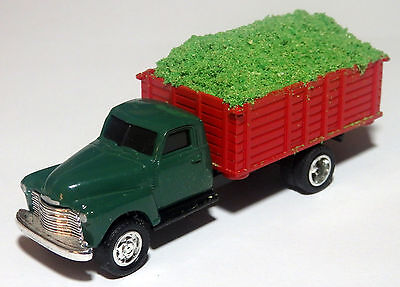SILAGE  truck used for demonstration S scale Sn30 Sn3 *