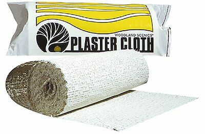 WOODLAND SCENICS  - Plaster Cloth - NEW #1203