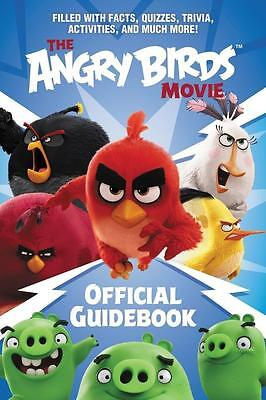 The Angry Birds Movie Official Guidebook Chris Cerasi