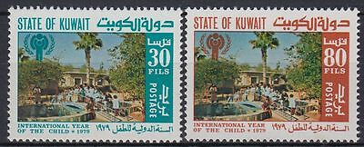 Kuwait 1979 ** Mi.818/19 Kinder Children