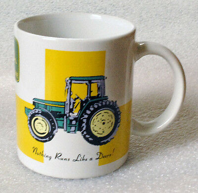 JOHN DEERE Nothing Runs Like a Deere mug