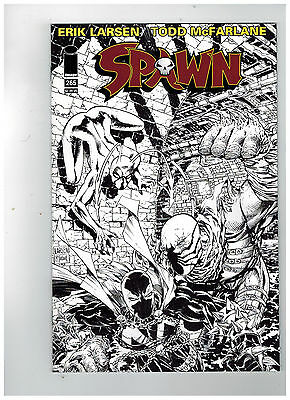 SPAWN #265  Black and White Sketch Cover Edition             / 2016 Image Comics