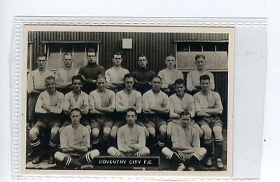 (Jd5641) ARDATH,PHOTOCARDS E,COVENTRY CITY F.C,1936,#13