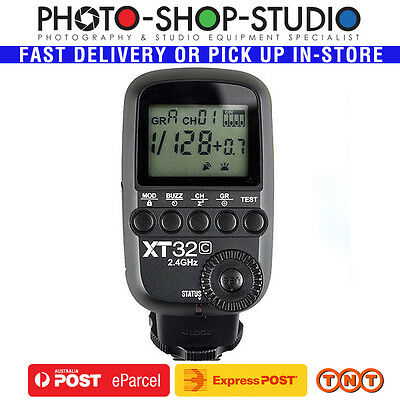 Godox TTL Wireless Flash Trigger XT32C for Canon 1DX, 5D Mark III, 5D Mark II