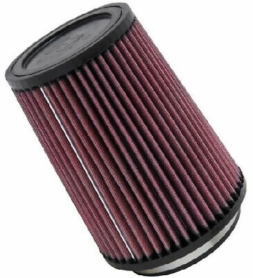 K&N Universal Round Taper Air Filter 76mm Neck ID , Rubber Cap