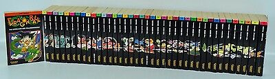 Dragon Ball Z Manga 1-18, 20-23, 25-42 Dragonball  1-42 Comic Carlsen 09-E-BZ