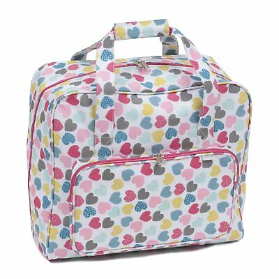 Sewing Machine Bag Sewing Machine Case Love Hearts PVC Sewing Machine Bag