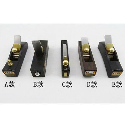 Set of 5 PCS Wood Hand Planes Carpentry Carpenter Tool Woodworking Joinery Retro