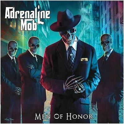 ADRENALINE MOB - Men Of Honor  (2-LP) DLP