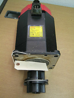 Fanuc A06B-0315-B002 10S AC Servo Motor - Removed From A Working Machine