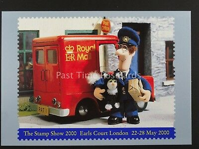 Postman Pat THE STAMP SHOW 2000 EARLS COURT LONDON 22-28 May c2000 by Judges