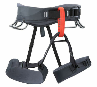 Black Diamond Momentum Mens Rock Climbing Harness [Harness Size:Medium]