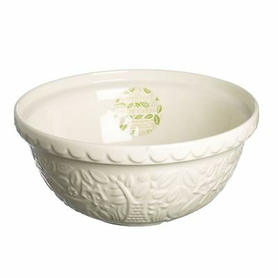 Mason Cash In The Forest 29cm Cream Mixing Bowl Dish