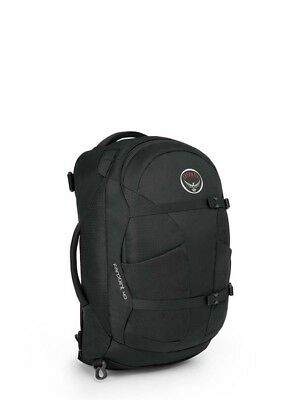 Osprey Farpoint 40L Ultralight Travel Backpack - M/L - Volcanic