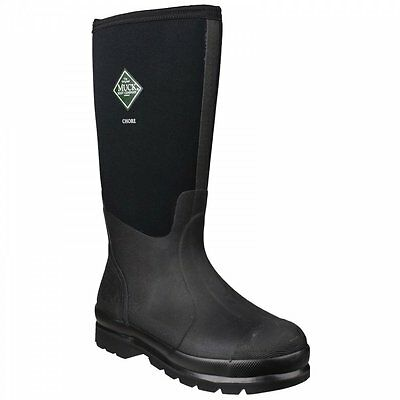 fabe74234cd THE ORIGINAL MUCK Boot Company Chore S Unisex Rubber Boots SZ Mens ...