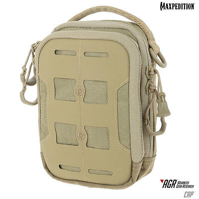 NEW Maxpedition AGR Compact Admin Pouch CAP Tactical TAN Color