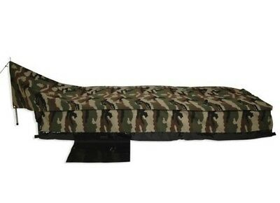 Sahara Traveller CAMO Deluxe King Single Traditional Swag & Bag