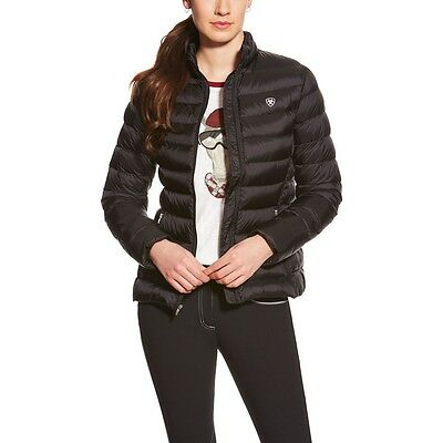 Ariat Ideal Down Riding Jacket - Ladies - Black - Different Sizes