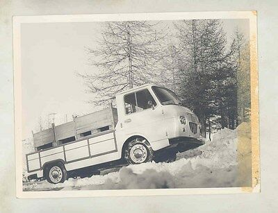 1964 ? Lancia Superjolly Truck ORIGINAL Factory Photo ww2162