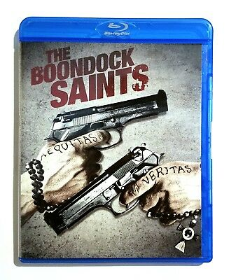 The Boondock Saints (1999) Like New Blu-ray Willem Dafoe, Sean Patrick Flanery