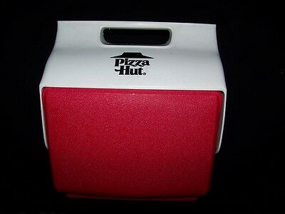 Pizza Hut Igloo Cooler Vintage hard plastic cold drink storage container