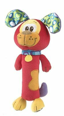 Playgro Squeaker Dog Brand New Age 0+